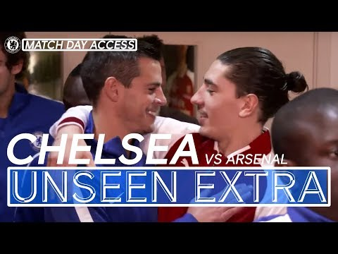 Arsenal Vs Chelsea | Exclusive Behind-The-Scenes Player Access, Fans Celebrations | Unseen Extra