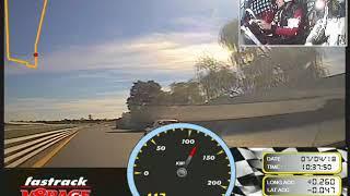 V8 Race Experience - Sandown Raceway - Jeremiah Morton