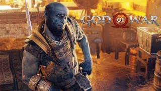 Wnętrze Góry [#7] God of War