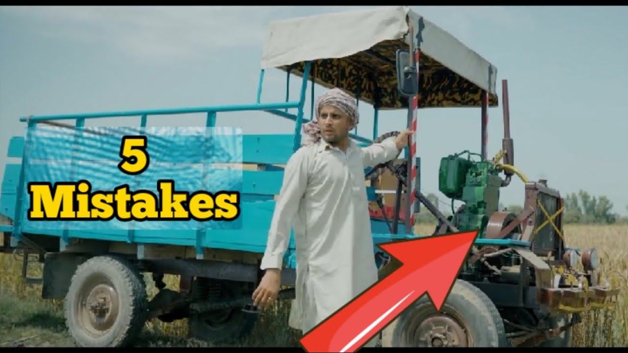 5 Mistakes in KanDa Tar Song R Nait | R Nait | R Nait new song Kanda Tar Mistakes | Mr Bad Bro