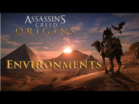 Thumbnail: Assassin's Creed Origins - Environments Revealed | Official Concept Arts and Screenshots [E3 2017]