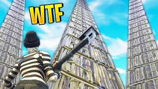 EPIC NEW BUILDING TRICK! | Fortnite Best Moments #32 (Fortnite Funny Fails & WTF Moments)