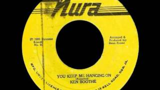 Ken Boothe - You Keep Me Hanging On (The Supremes Cover)