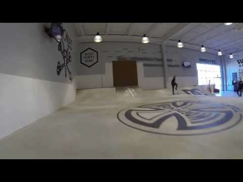 Tsawwassen Mills West 49 Indoor Skateboard Park P