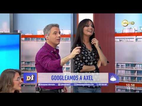 Ver Video de Axel Axel visitó Desayunos Informales