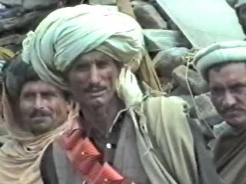 From Gilgit to Islamabad via Babusar pass (North Pakistan 1990)