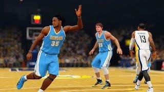 NBA 2K15: Raw Gameplay | 60FPS