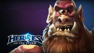 ♥ Heroes of the Storm (A-Z Gameplay) Gall