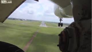 【衝撃】迫力満点! B747旅客飛行機の離発着の映像 thumbnail