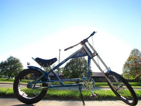 Orange County Chopper StingRay Project bike | FunnyCat TV
