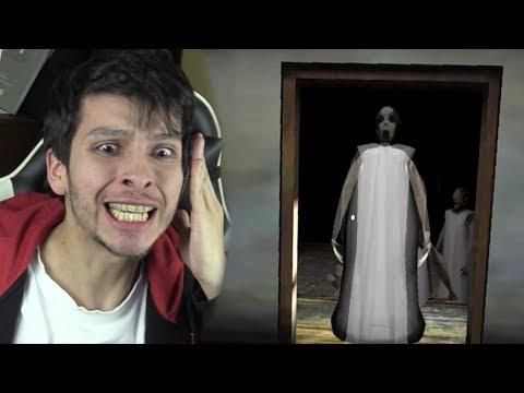 DESCUBRO UN NUEVO FINAL DE GRANNY SLENDRINA !! OMG - Granny (Horror Game)