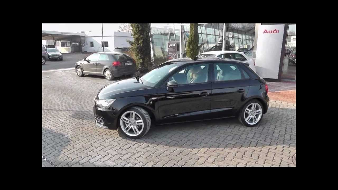 der neue audi a1 sportback bei auto zotz februar 2012 youtube. Black Bedroom Furniture Sets. Home Design Ideas