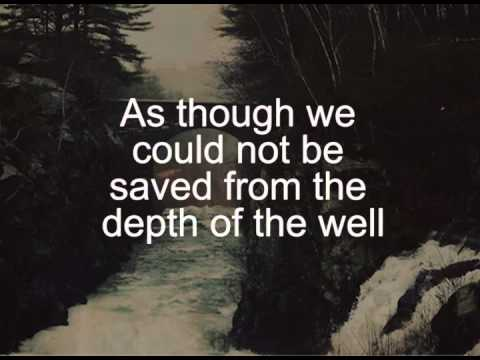 James Vincent McMorrow - Follow you down to the red oak tree (Lyrics)