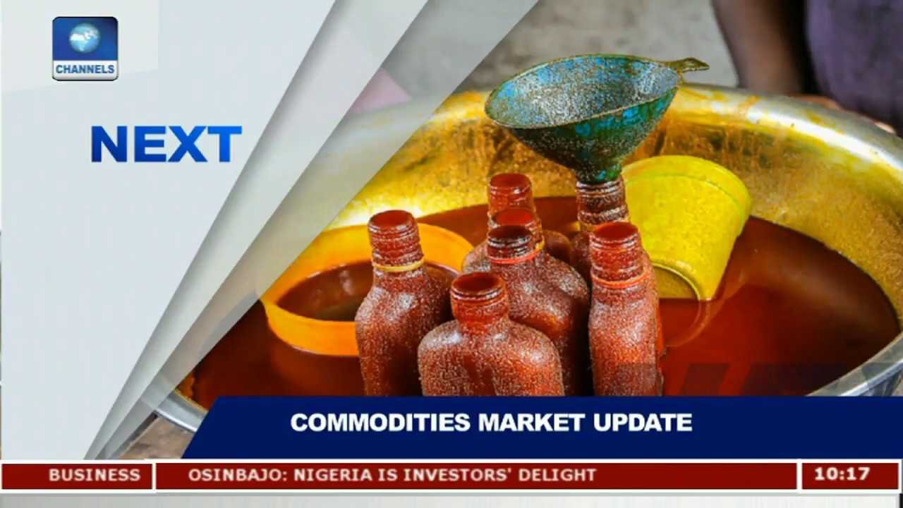 Palm Oil As The New Crude Oil |Business Morning|