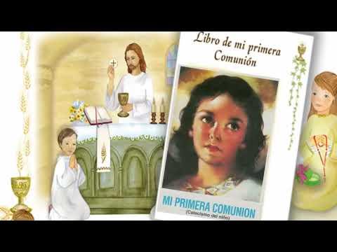 Mi primera comunion - Catecismo para el ni�o