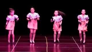 ABDA 2015 YIL SONU KIDS DANCE - SEVGİ UMUT