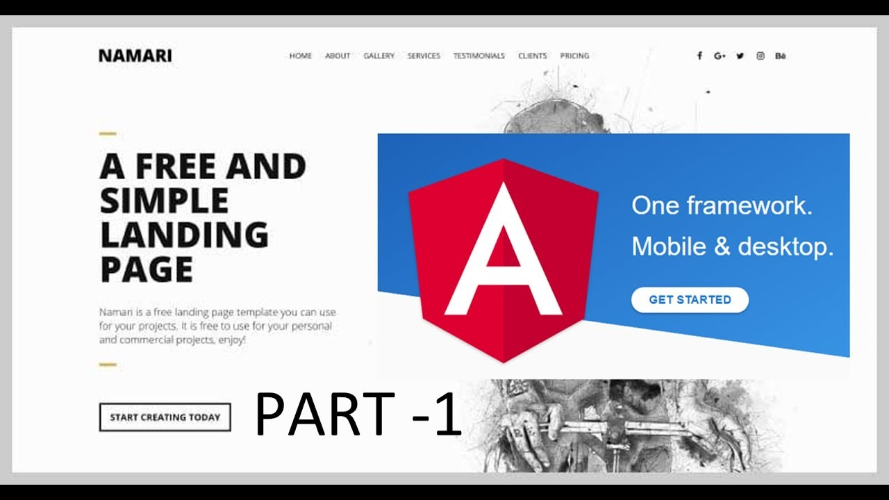 create component in angular 6