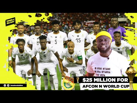 Sports Minister Says Ghana Will Need $25M For 2022 Afcon And World Cup Campaigns