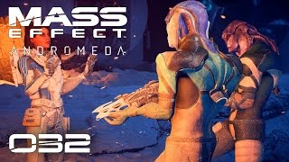 MASS EFFECT ANDROMEDA [032] [Eiseskälte] GAMEPLAY Deutsch German thumbnail