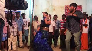 La la Kada santhi song / performed by Cine dancer Risha / thandavankadu Dusserha / Disco dance