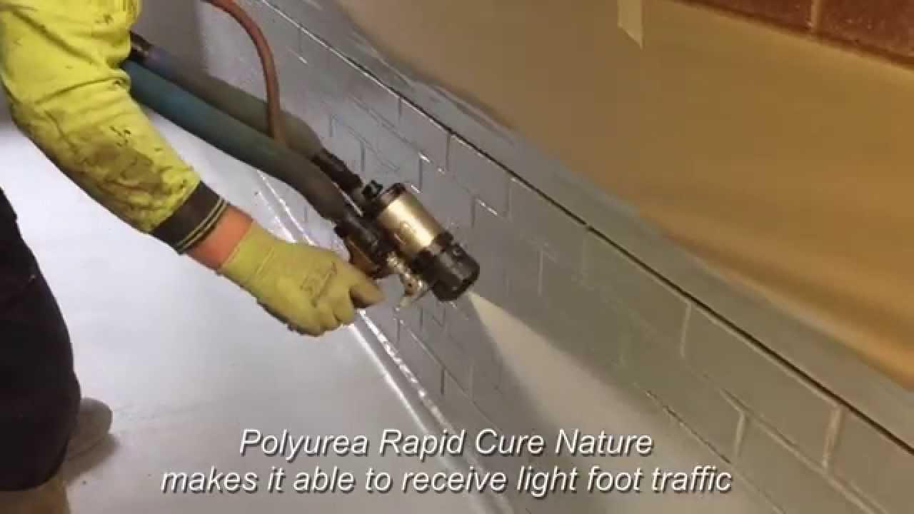 Polyurea Spraying Amp Graco Reactor E Xp2 Plural Component
