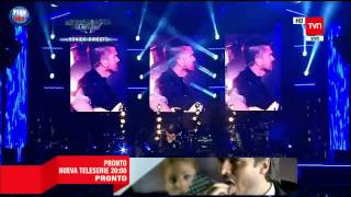 Juanes - Nada Valgo Sin tu Amor -  Festival Antofagasta 2014