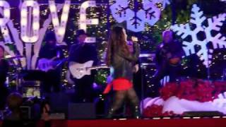 CHARICE CHRISTMAS- Live Singing Jingle Bell Rock -A New Version (Courtesy of HenryTuason)