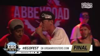 DTOKE vs DOZER EGO FEST 2016 FINAL