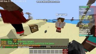 Minecraft Survival Games #3 BugraaK ! Ama Öldüm :D