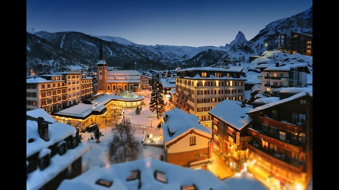 Top 10 Places To Visit In Switzerland During Winters Youtube