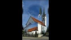 CH - ABTWIL (AG), Pfarrkirche St. Germanus - Vollgeläute