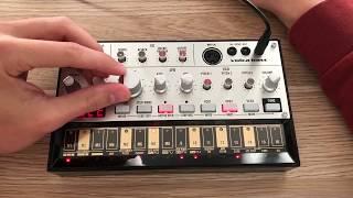 Korg Volca Bass DEMO - Jam #1
