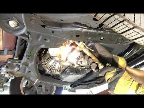 Replacing a Rusty Flex Pipe