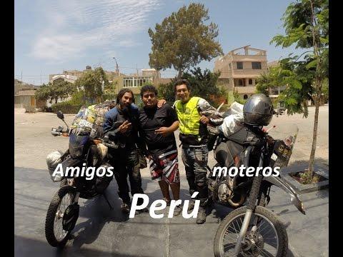 Suramerica en Moto @pipemotorbike 37(R) Barranca - N. Chimbote - Chiclayo ( Peru )