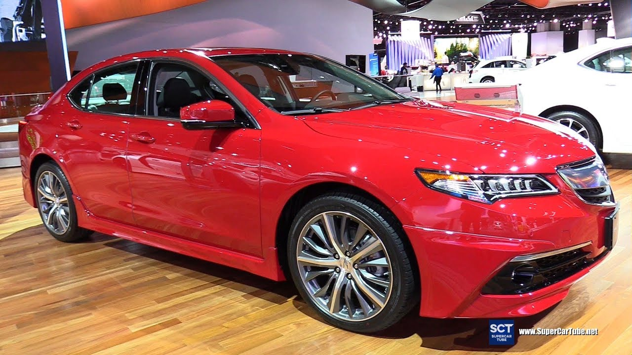 Acura Tlx 2017 Red Interior Home Plan