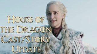 The Dragon Cast of Story Update (Thrones Prequel ဂိမ်း၊ နဂါး၏အက)