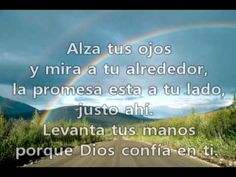 Alza Tus Ojos - Jose Luis Reyes (Letra)