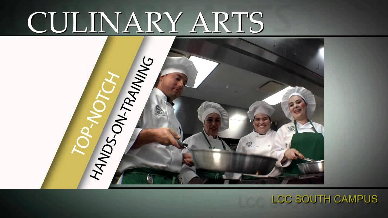 Lcc Culinary Arts Video 2 Youtube