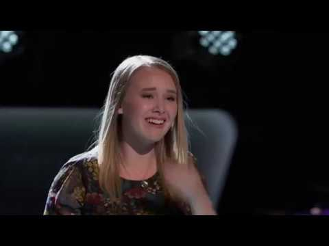 Addison Agen on The Voice