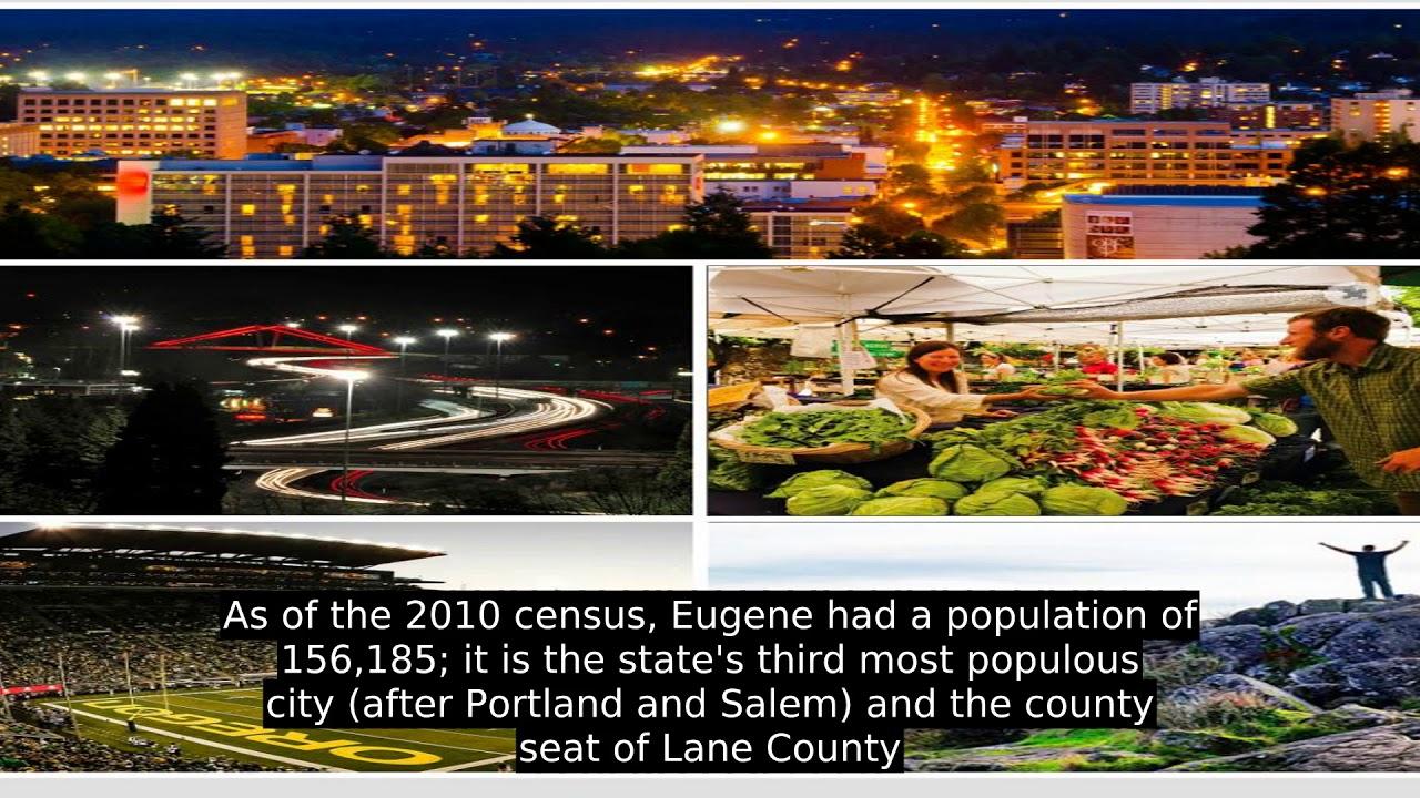 Eugene, Oregon - Top Facts - YouTube