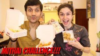 Diwali Special    Mithai Challenge!!!