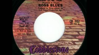 The Boss Blues - Could It Be True (1968 Bubblegum pop)