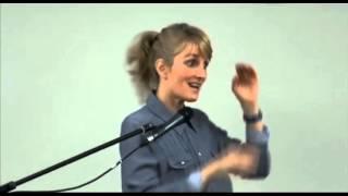 El Reset y El Amor (Completo) Suzanne Powell - Barcelona - 17-03-2011
