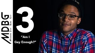 Modern Day Black Gay: Am I Gay Enough?
