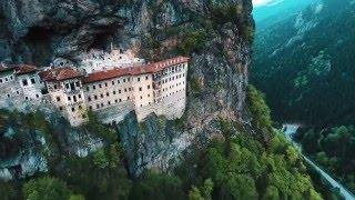 Trabzon - Blacksea - 4K - dji phantom 4 drone
