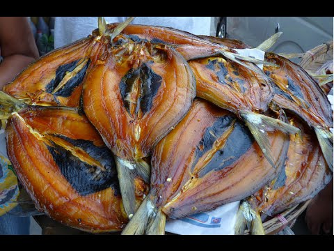 dried fish the traditional methods as drying smoking and salting youtube. Black Bedroom Furniture Sets. Home Design Ideas