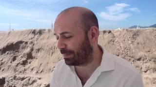 Entrevista en Cannes a Antonio Méndez Esparza