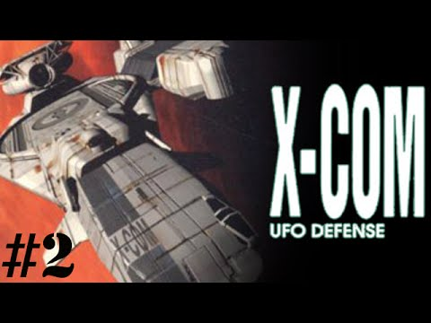 XCOM UFO Defense #2 : Grenades Are Your Friends