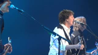 PAUL MCCARTNEY-Lovely Rita. at Barclay Center Brooklyn, NY on June 8th, 2013