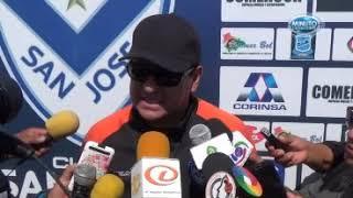 SAN JOSÉ A PASO DE CAMPEÓN DE LA MANO DE SU D.T. EDUARDO VILLEGAS